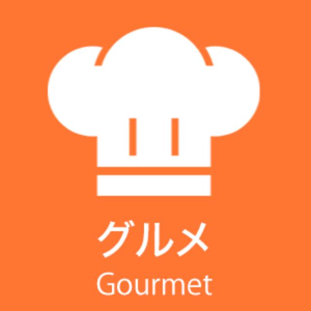a.グルメ グループのロゴ